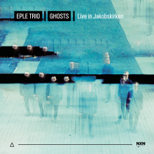 Ghosts - album - front cover